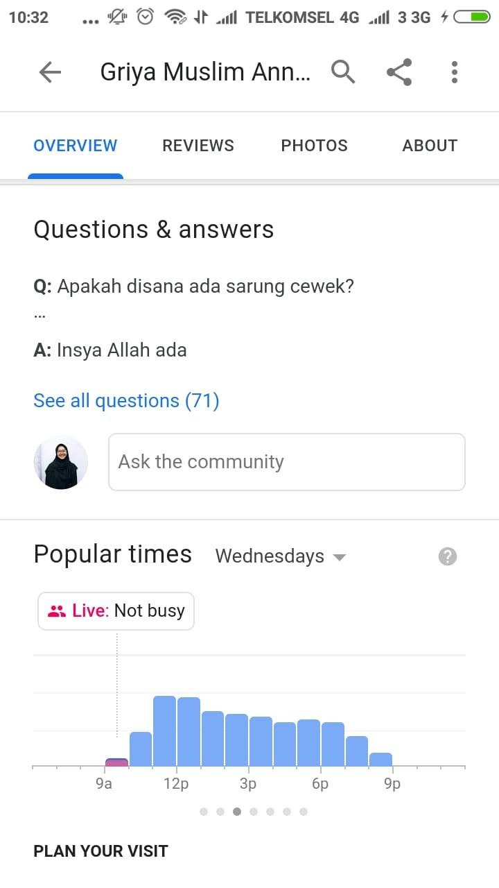 Tanya Jawab Pelanggan