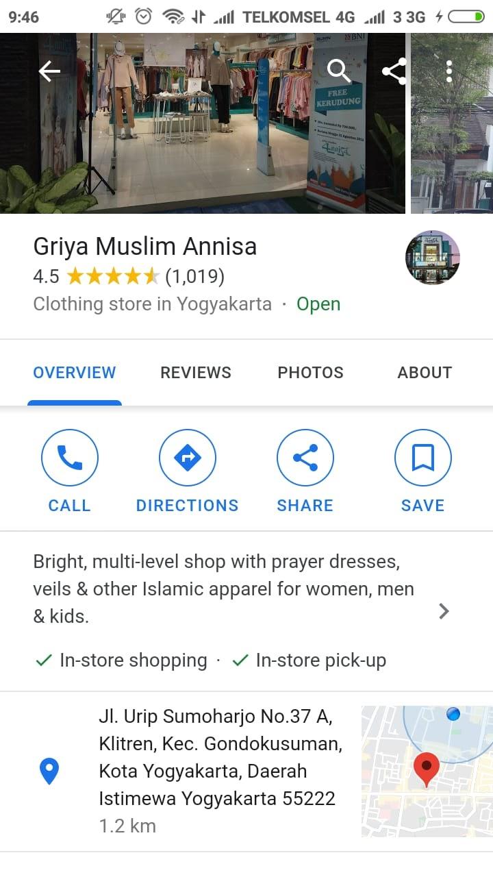 Informasi Pelanggan
