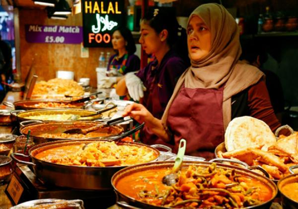 Bisnis produk halal