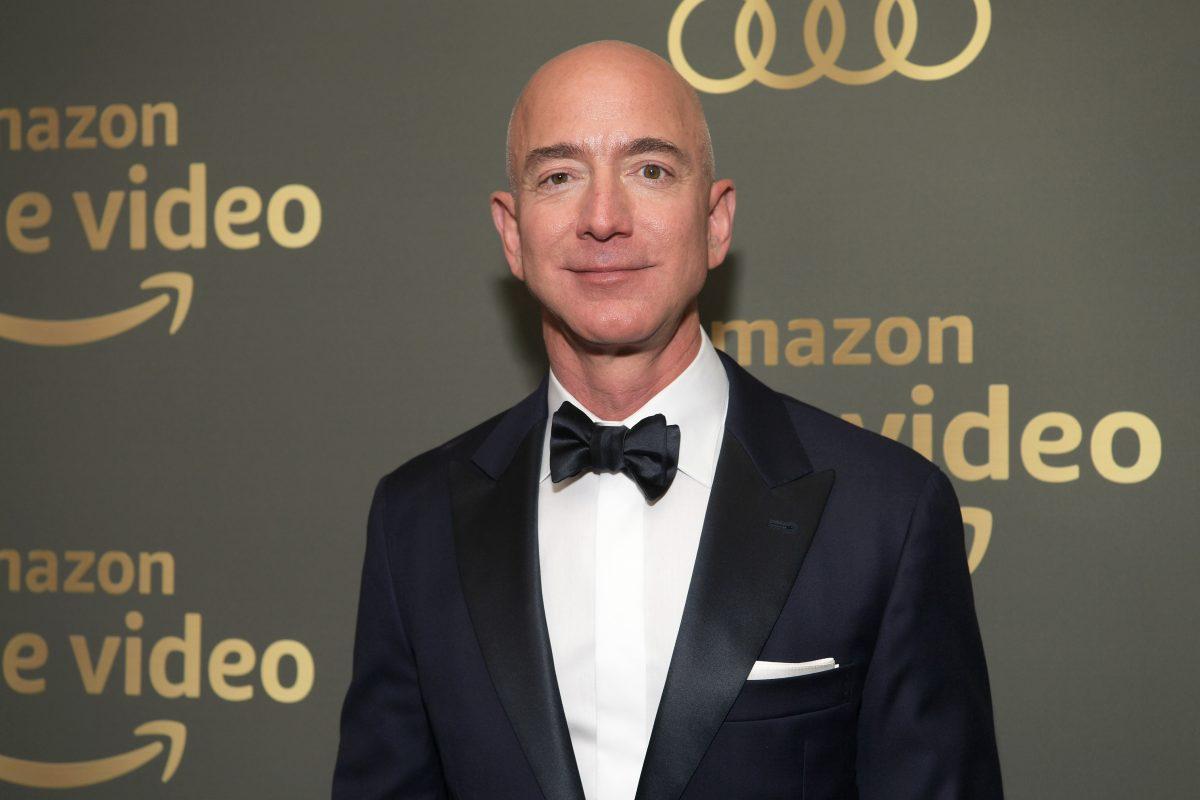 Jeff Bezos Si Pendiri Amazon Yang Jadi Orang Terkaya di Dunia