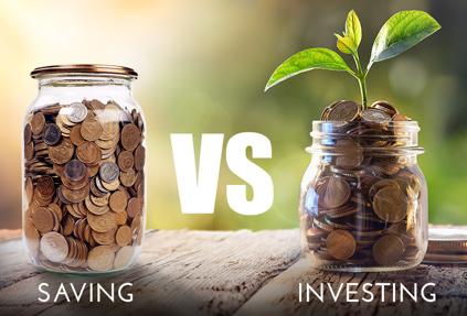 Lebih Manfaat Mana, Menabung Atau Investasi?