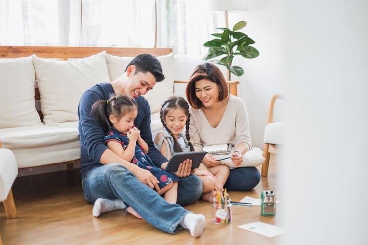 Sesudah Menikah dan Punya Anak, Lebih Baik Beli Rumah Sendiri Atau Tetap Menyewa?