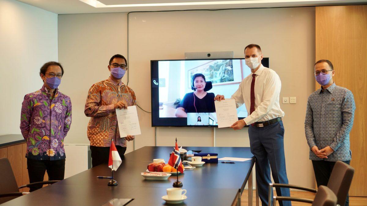 Amartha dan Norfund Jalin Kerjasama, Menyediakan Permodalan untuk Digitalisasi Sektor Ekonomi Informal