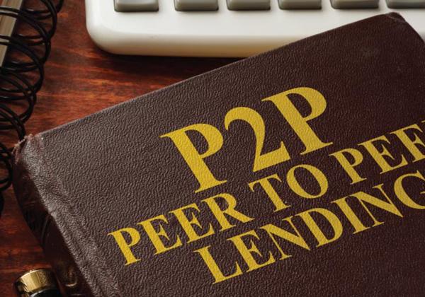 Peer to peer lending.