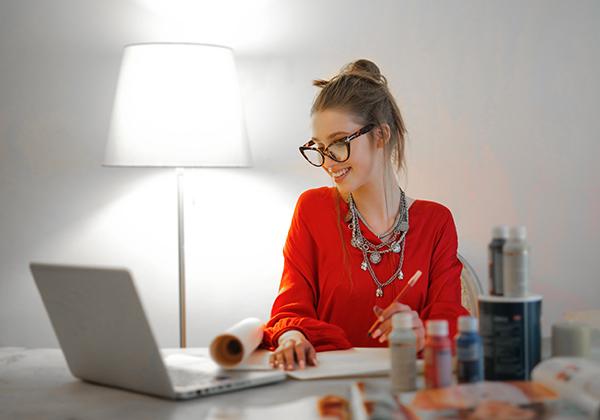 Manfaat kerja dari rumah