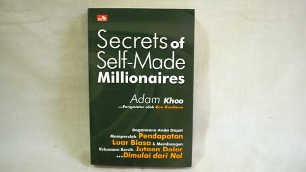 Self Made Millionaires by Adam Khoo